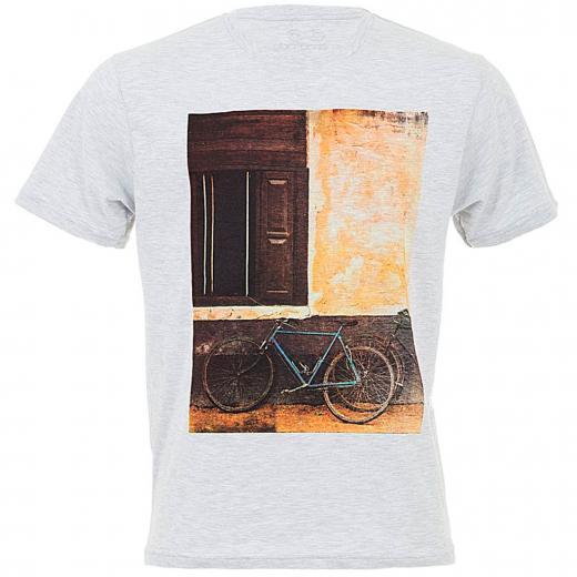 Camiseta Marcio May Bike Parede