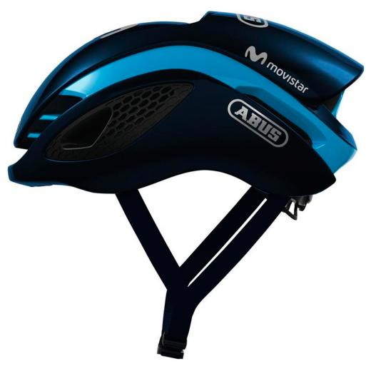 Capacete Abus Gamechanger Movistar Team