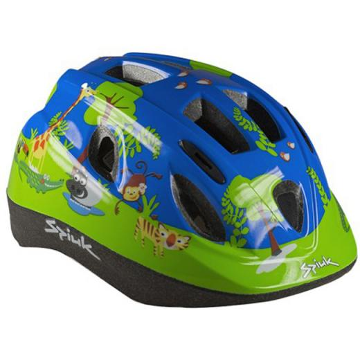 Capacete Ciclismo Spiuk Kids 16 Selva