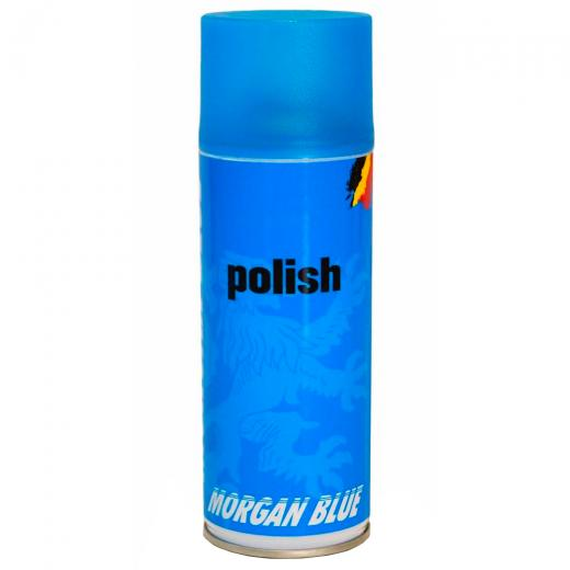 Cera Spray Morgan Blue Carbon Polish 400ml