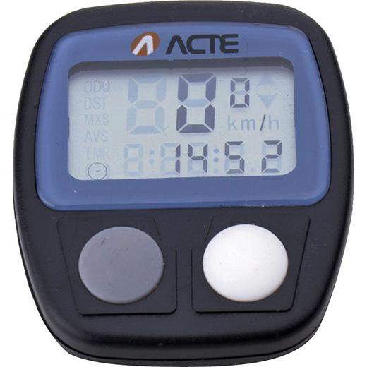 Ciclo Computador com Fio ACTE Sports - 14 Fun��es