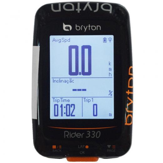 Ciclocomputador Bryton 330E
