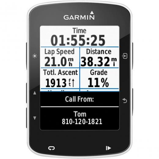 Ciclocomputador Garmin Edge 520