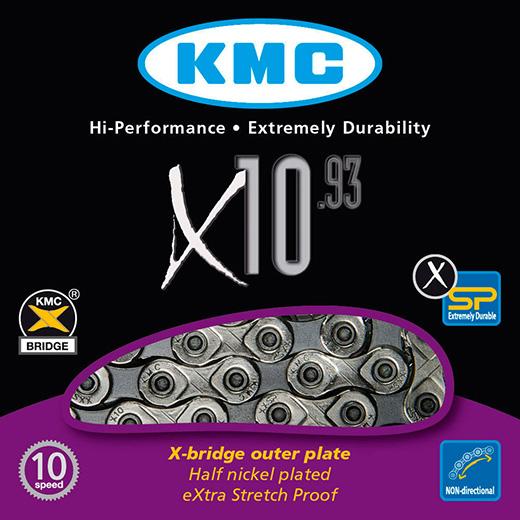 Corrente KMC X-10 10V