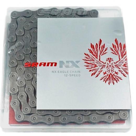 Corrente Sram PC-NX Eagle 12V 126L