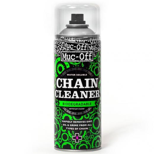 Desengraxante Muc-Off Chain Cleaner 400ml