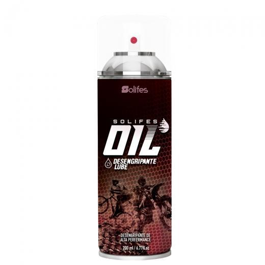 Desengripante Solifes Oil Spray 200mL