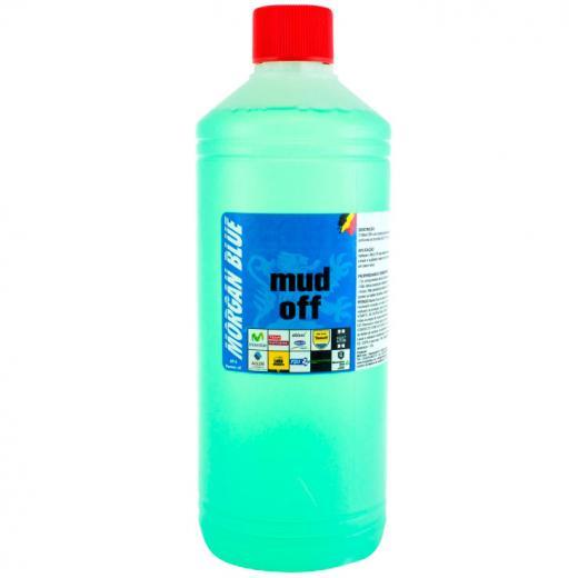 Detergente Morgan Blue Mud Off 1L - P/ Lavar Bike