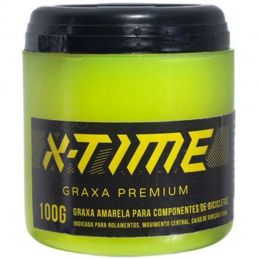 Graxa Amarela X-Time 100g