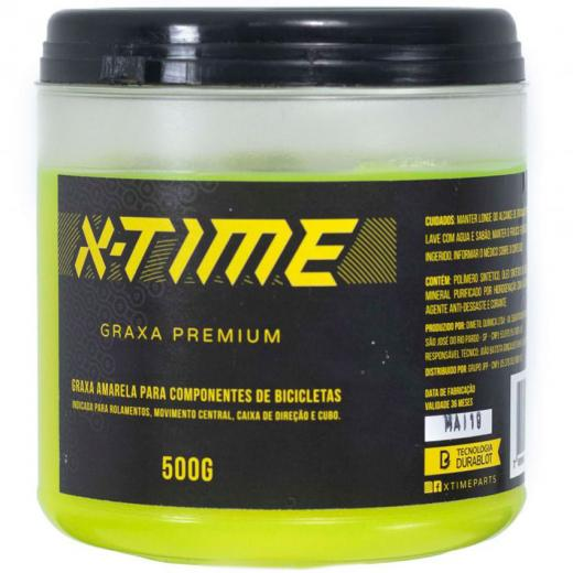 Graxa Amarela X-Time 500g