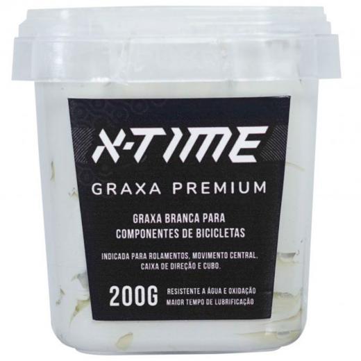Graxa Branca X-Time 200g