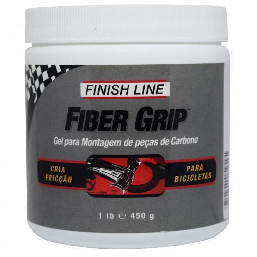Graxa Finish Line Fiber Grip 450g