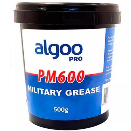 Graxa Militar Algoo PM600 500g