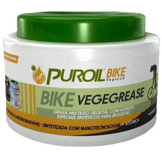 Graxa Vegetal Multiuso PurOil Vegegrease 100g