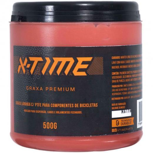 Graxa X-Time Teflon 500g