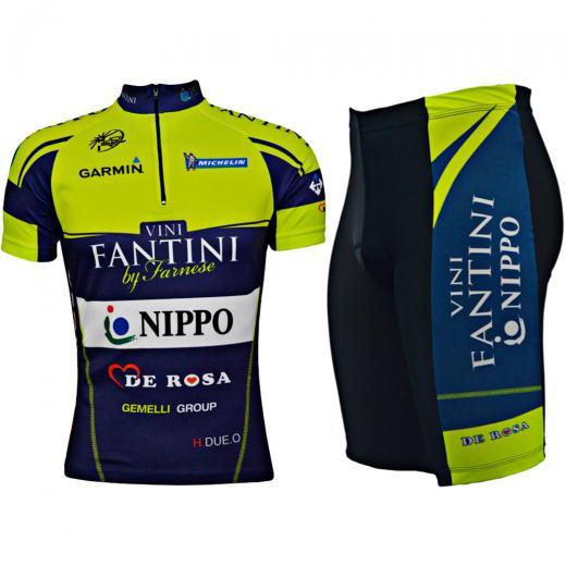 Kit Bermuda + Camisa ERT Fantini