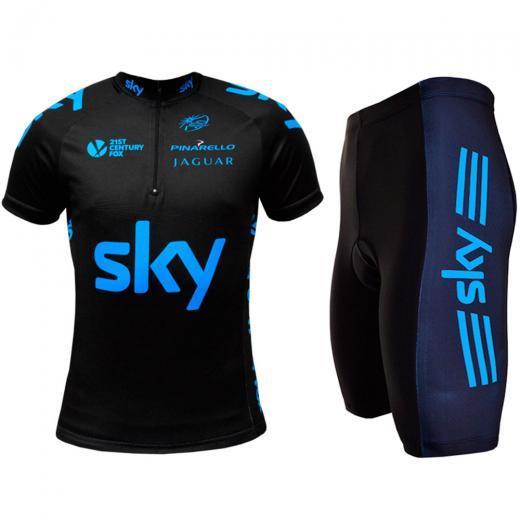 Kit Bermuda + Camisa ERT Sky