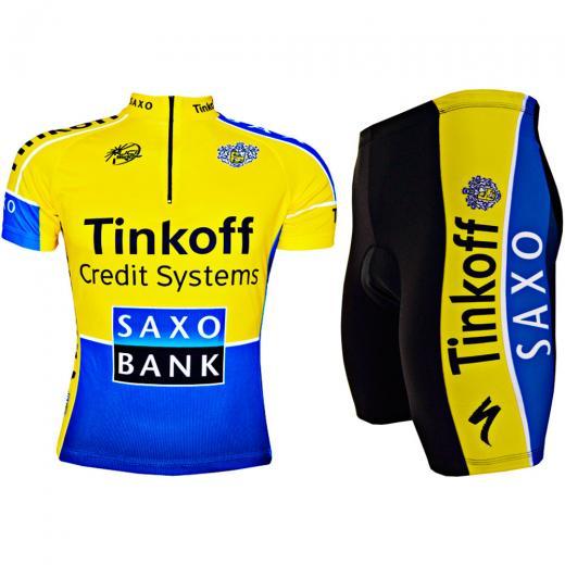 Kit Bermuda + Camisa ERT Tinkoff