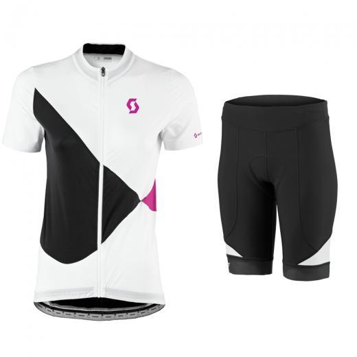 Kit Bermuda + Camisa Feminina Scott Endurance