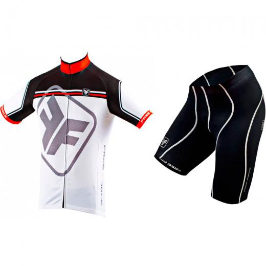 Kit Bermuda + Camisa Free Force Hurricane Revolution