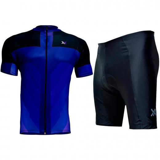 Kit Bermuda + Camisa Mattos Racing