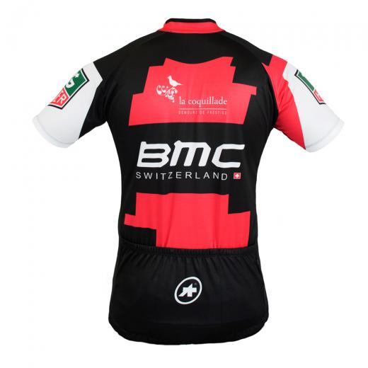 413dce6545 Kit Bermuda + Camisa Refactor World Tour BMC 17 - MX Bikes