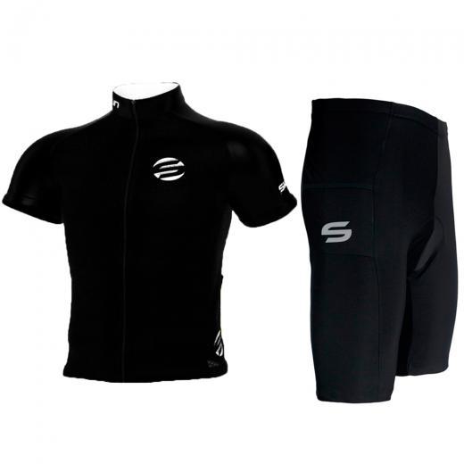 Kit Bermuda + Camisa Skin Sport Tour Fun