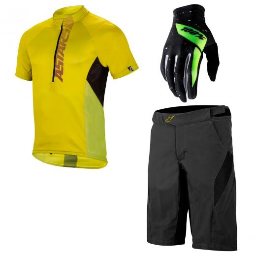 Kit Enduro Alpinestars