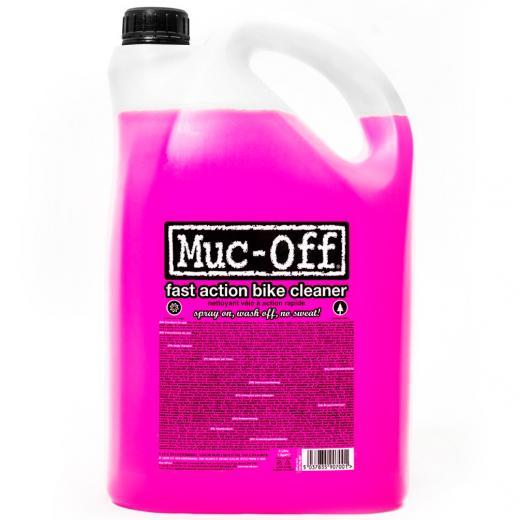 Limpador Muc-Off Nanotech 5L