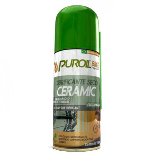 Lubrificante Seco Ceramic Aerossol 140ml