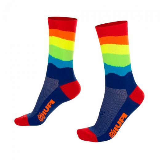 Meia Hupi Multicolor