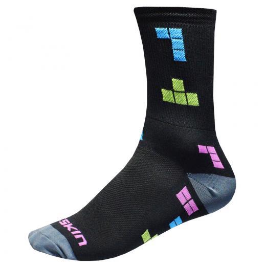 Meia Skin Sport Tetris