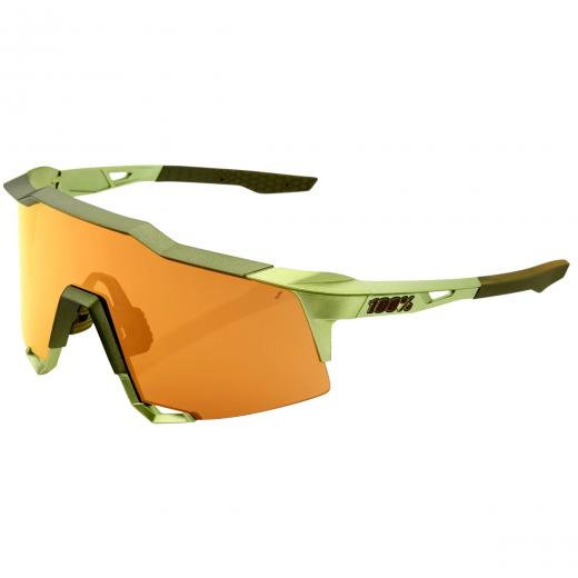 �culos 100% Speedcraft Verde Fosco/Bronze