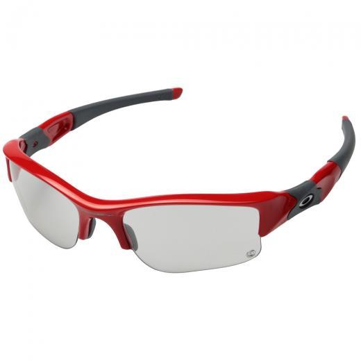 �culos Ciclismo Oakley Flak Jacket XLJ Infrared