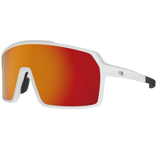 �culos HB Grinder Pearled White/Orange