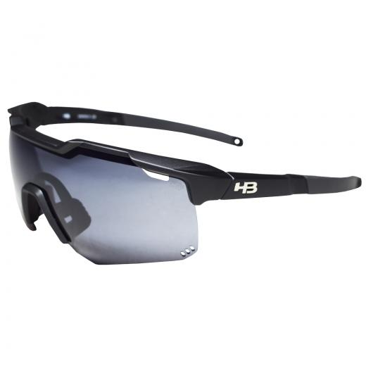 �culos HB Shield Road Matte Black/Gray
