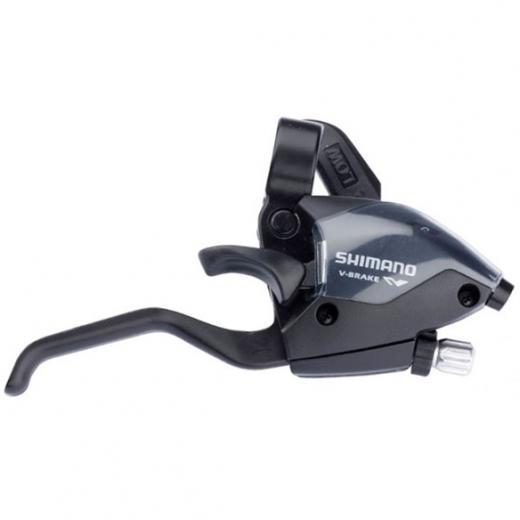 Passador de Marcha Shimano Altus EF51 8V Direito