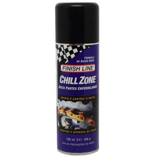 Removedor de Ferrugem Finish Line Chill Zone 180ml