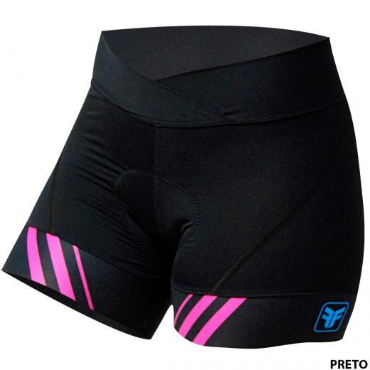 Short Feminino Free Force Stripes